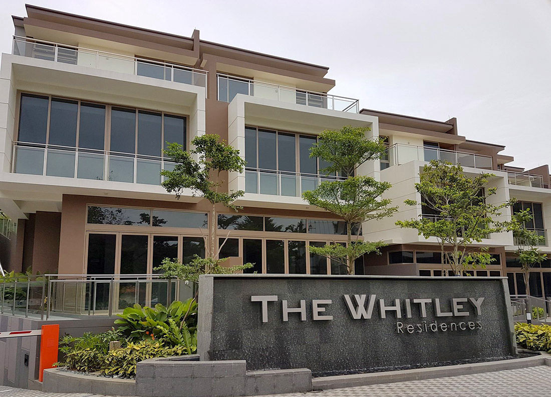 THE WHITLEY RESIDENCES