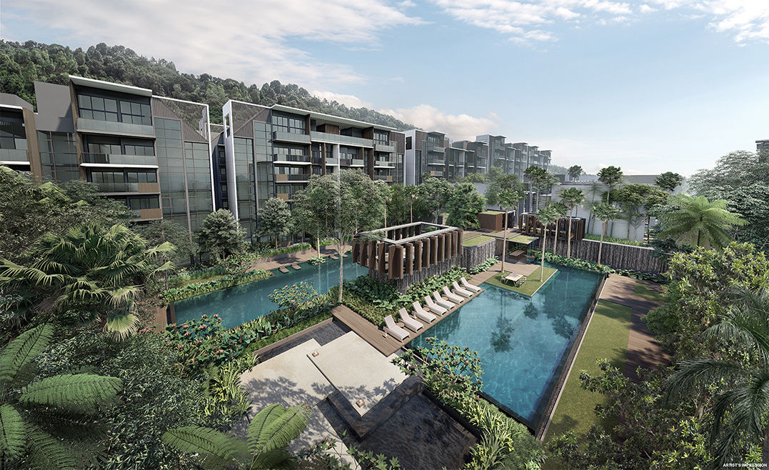 Kent Ridge Residences